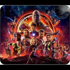 Avengers Infinity War Computer Mouse Pad NWT